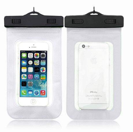 PVC Waterproof Diving Bag For Mobile Phones Underwater Pouch