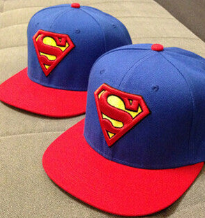 2016 New Fashion Superman Snap Back Snapback Caps Hat