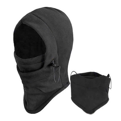 New Arrival Face Mask Thermal Fleece Balaclava Hood Swat