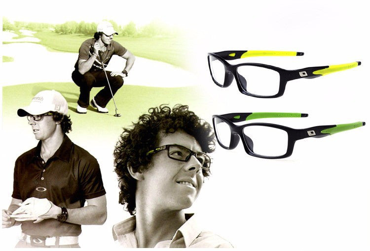New Men TR90 Lenses Sports Eyeglasses Frames Eyewear