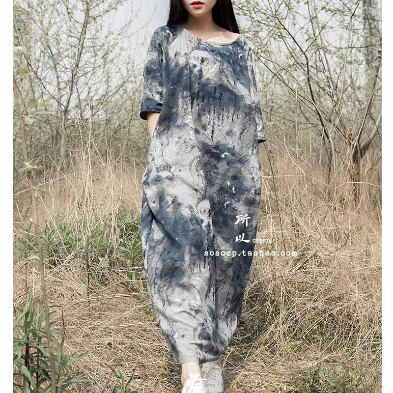 New Casual Dress 2016 Spring Women