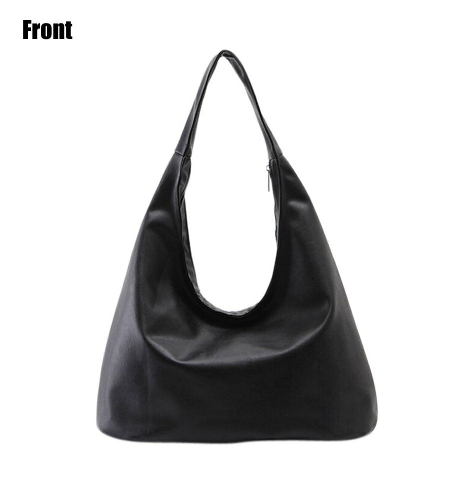2016 New Fashion Women Handbag Plaid Bucket Bag