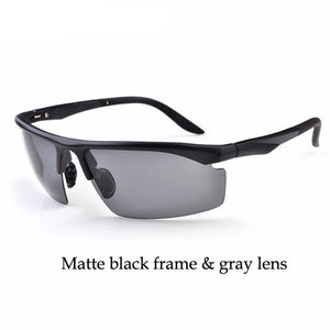 Promotions New Fashion Sport sunglasses 100% Polarized Men