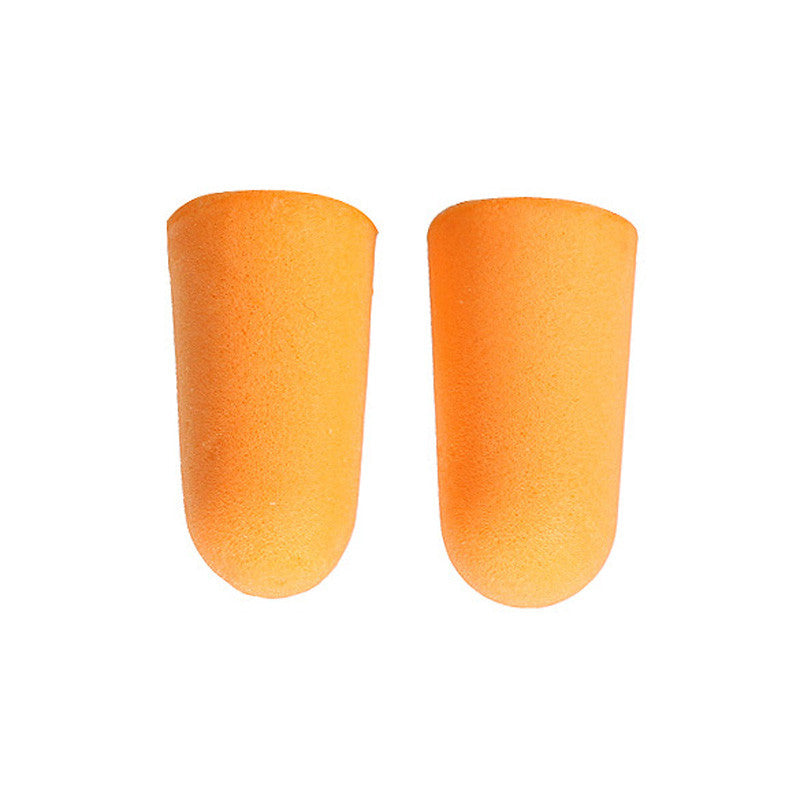 10Pairs Soft Orange Foam Ear Plugs Tapered Travel Sleep Noise Prevention Earplugs Noise Reduction For Travel Sleeping F#OS - Gifts Leads