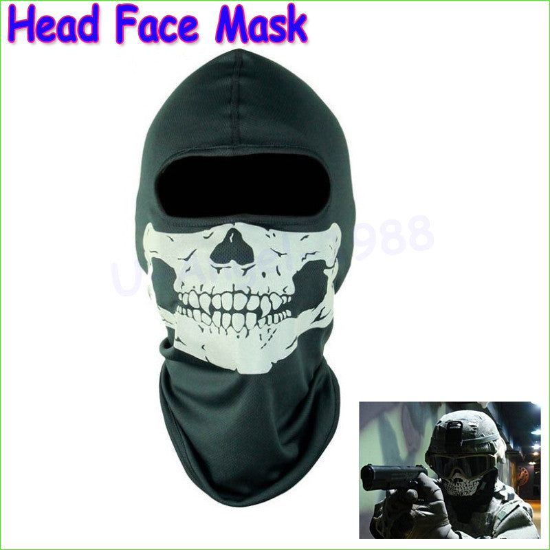 1pcs New Head Face Mask Skull Balaclava Head Mask - Gifts Leads