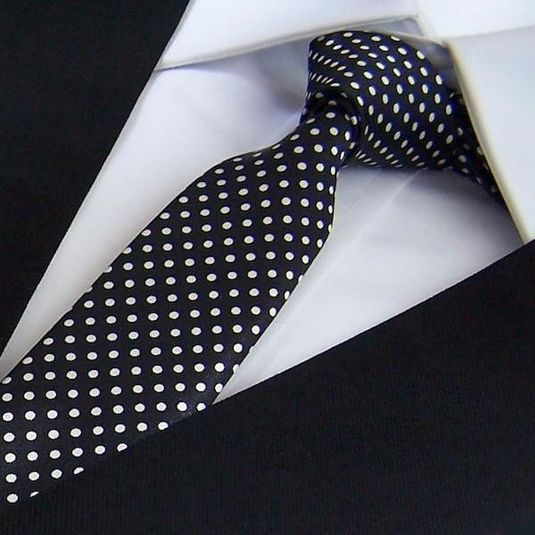 Fashion Slim Ties Skinny Tie check Men's necktie