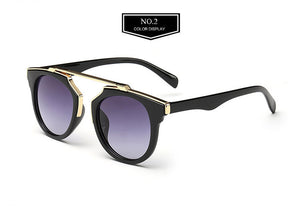 New Fashion Cat Eye Sunglasses Women Brand Designer Vintage