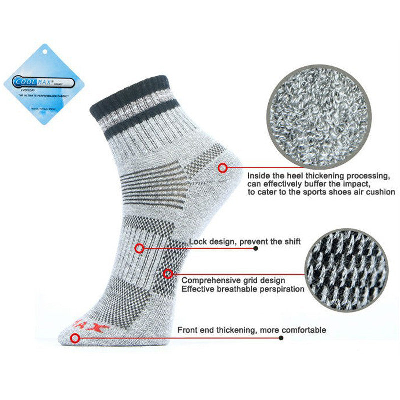 2016 New Unisex Thermal Running Winter Warm Sport Socks Mens
