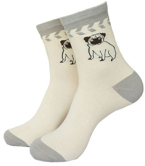 Duan Original Funny Socks of Embroidery Greyfriars