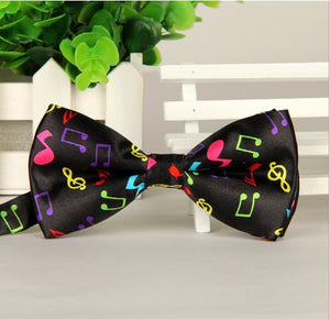 New 2016 Hot Sales Men's  Polyester Silk Bow Tie High Qualit