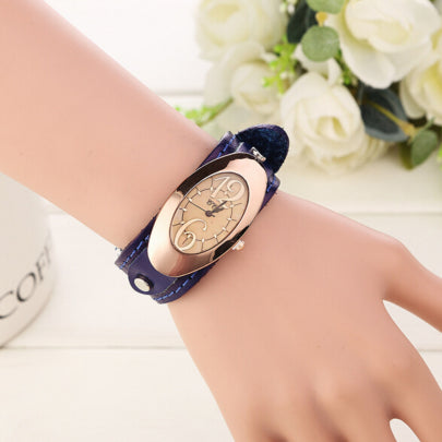 New 2016 Fashion Women Dress Watches Quartz