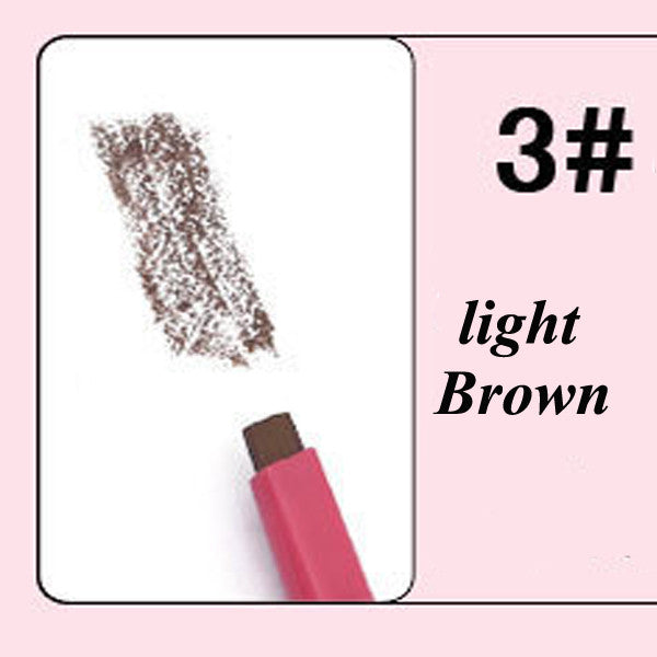 1 Pcs Automatic Eyebrow Pencil Makeup 5 Style Paint Cosmetics Make Up Eyebrows Beauty Eye Brow Pencils - Gifts Leads