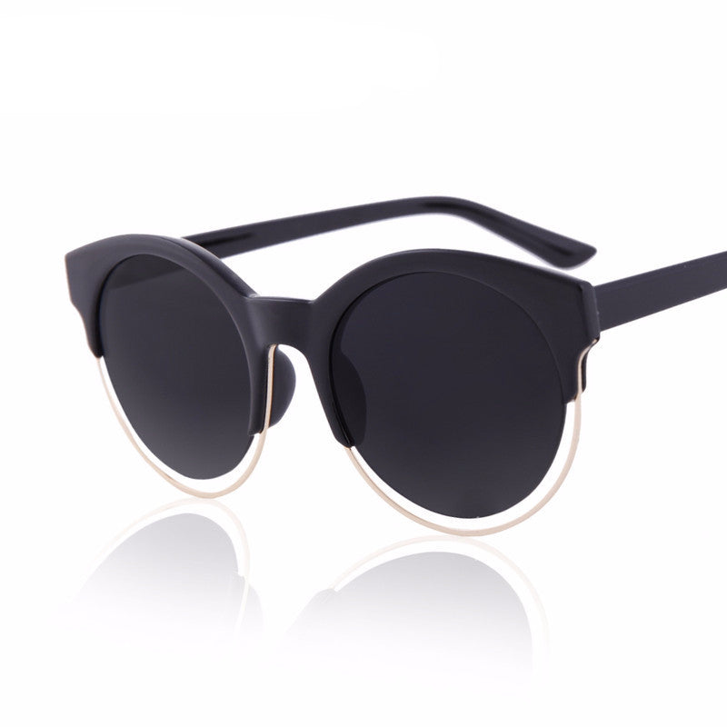 Fashion SIDERAL Sunglasses Brand Design Retro