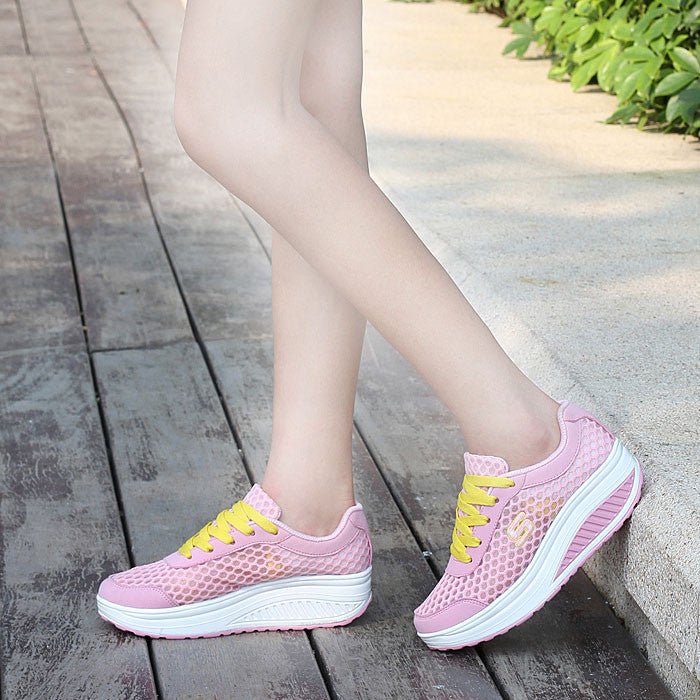 2017 NEW Fashion Women casual shoes, Walking Women's flats Shoes breathable Zapatillas Sport Casual Shoes EUR size 35-40
