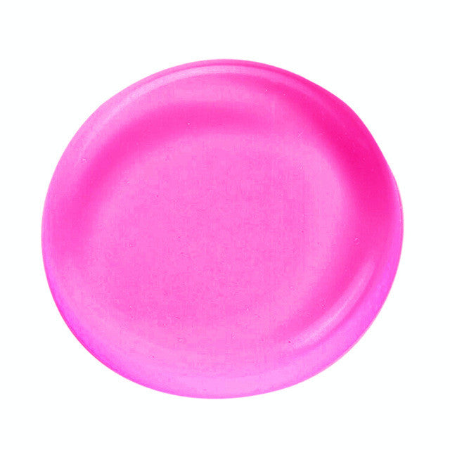100% New Hot SiliSponge Blender Silicone Sponge makeup puff For Liquid Foundation BB Cream Beauty Essentials