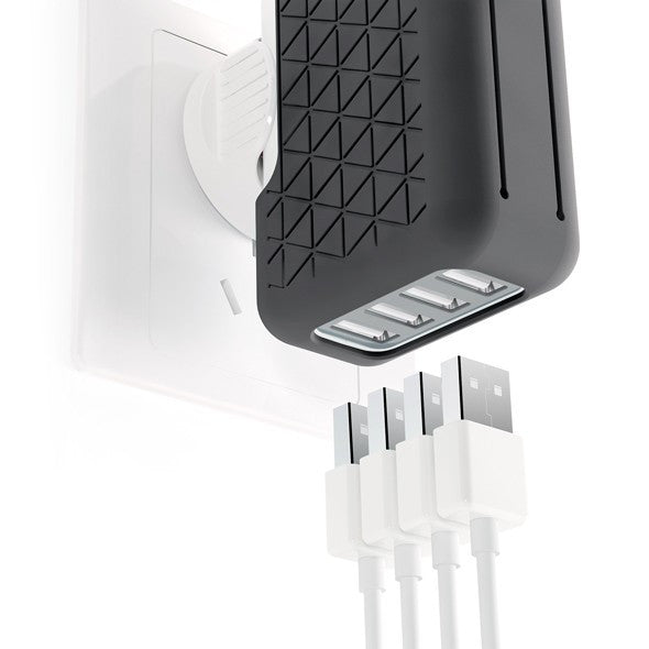4 USB Universal Travel Adaptor