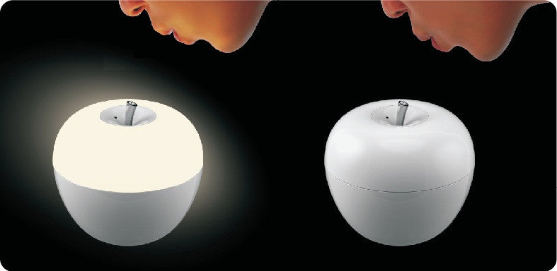 Mini Apple Lamp