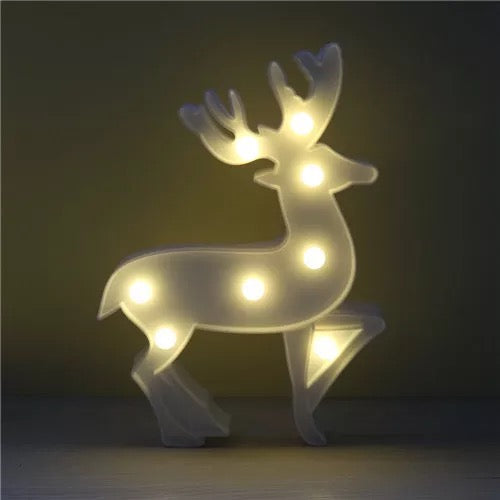Xmas Decor LED Lamp
