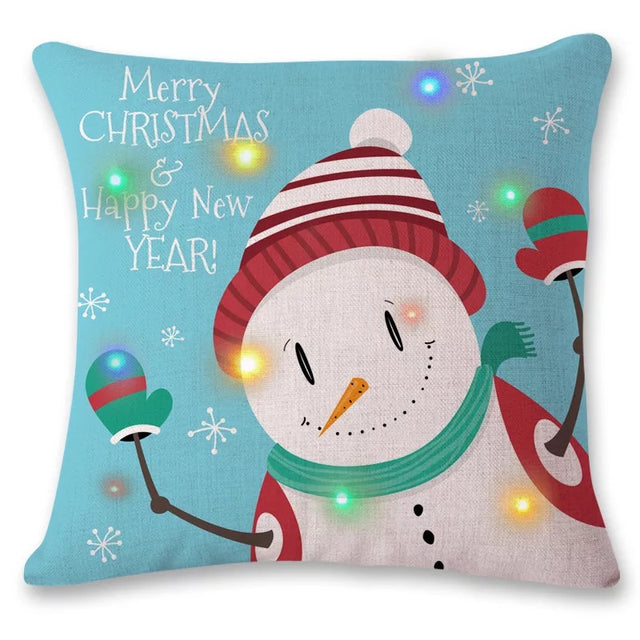 LED Cushion Cover