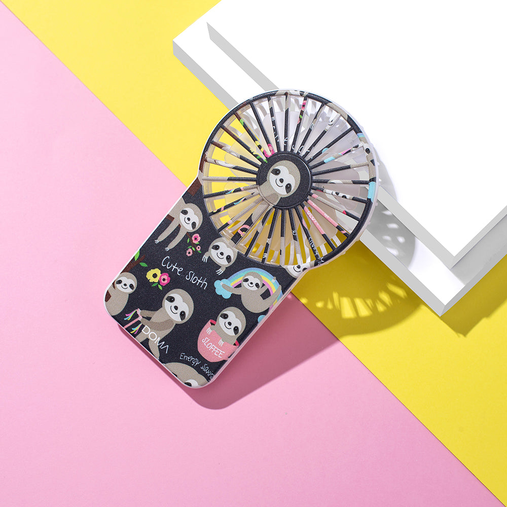 Pocket Slim Fan with Stand (POP Culture Theme)