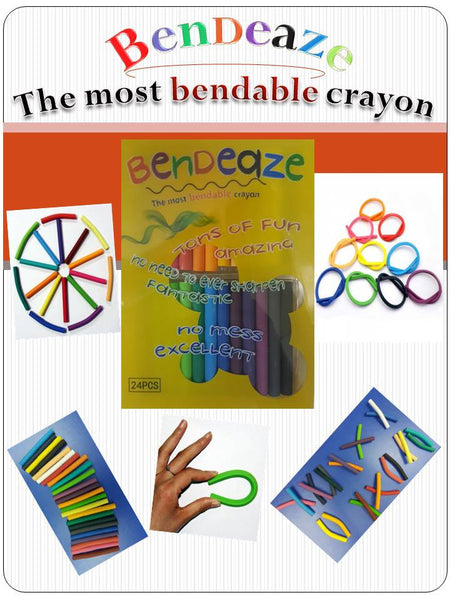 Bendable Crayons