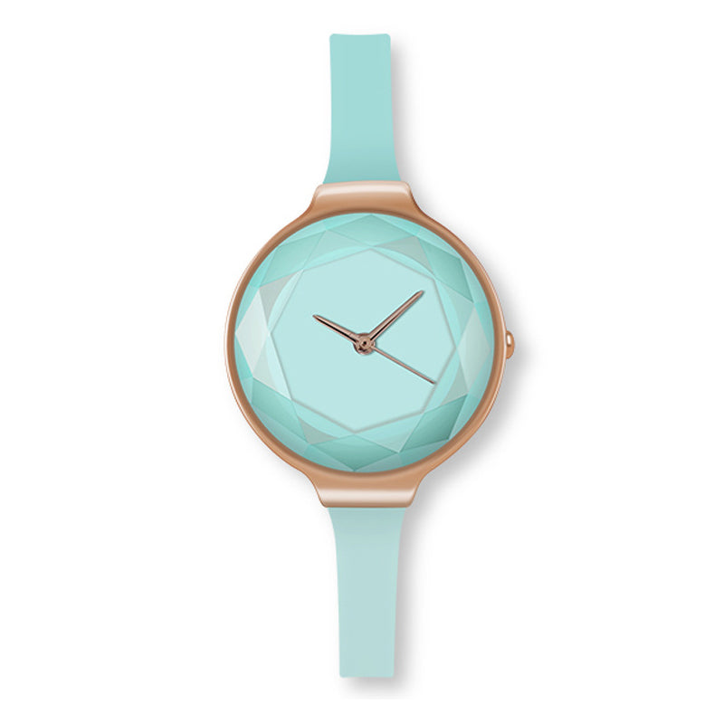 Ladies Crystal Watch