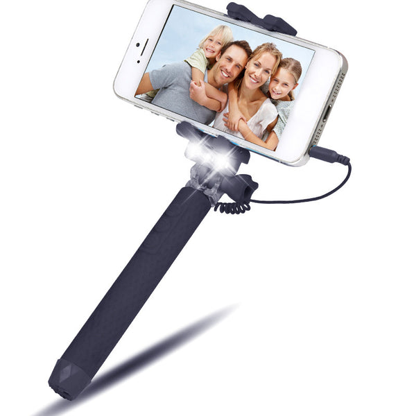 Mini Light Selfie Stick