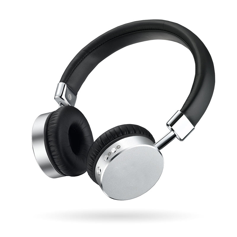 Metallic Wireless Headphones