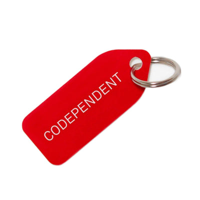 Growlees Codependent Dog Tag