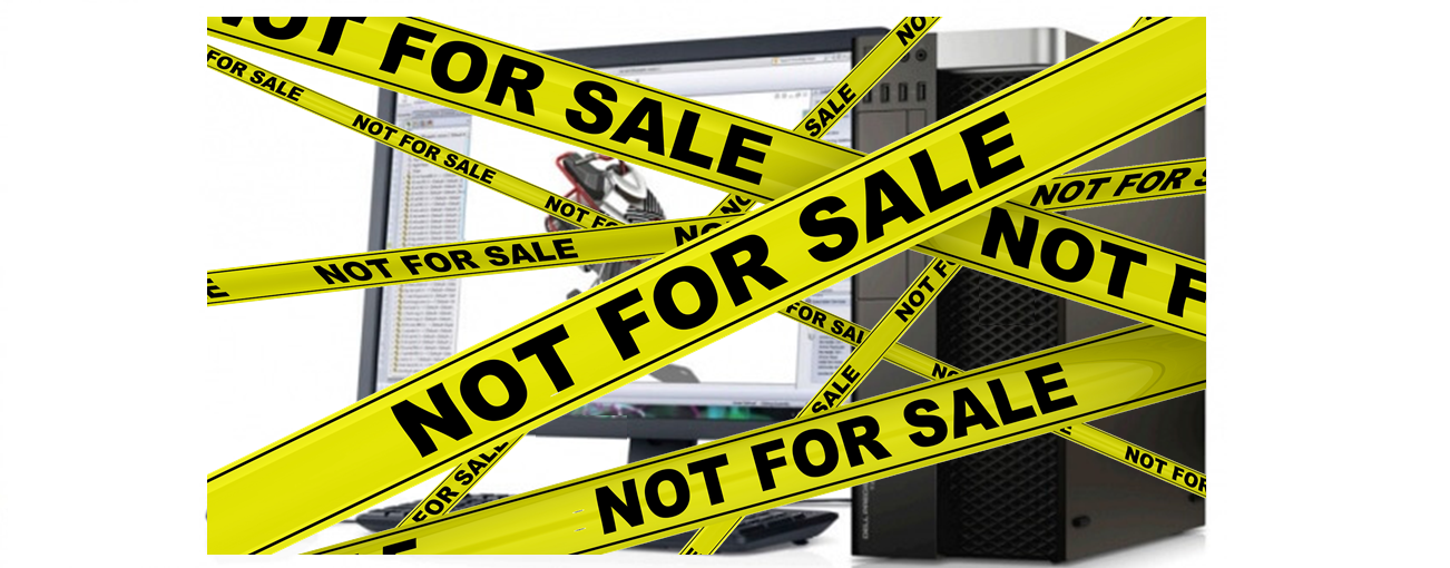 The Best Solidworks Workstation Is Not For Sale