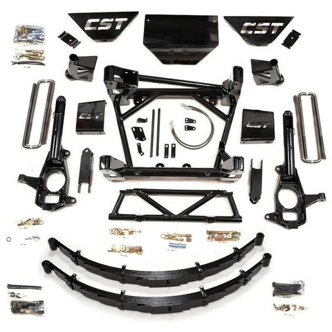 CST PERFORMANCE SUSPENSION LIFT KITS