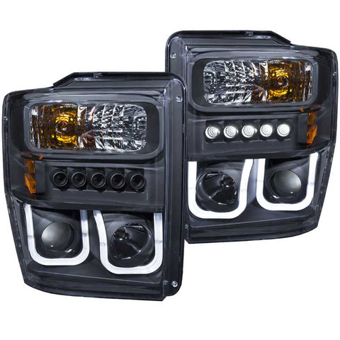 2008-10 Powerstroke 6.4L Lighting