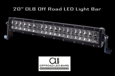 20 inch LED Offroad Light Bar (OLB)