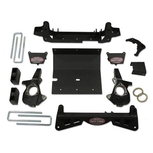 "TUFF COUNTRY GM 2500/3500HD 4"" & 6"" LIFT KIT (3 PIECE SUBFRAME)"