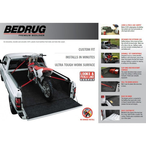 BedRug Ultra Tough Premium Truck Bed Liner