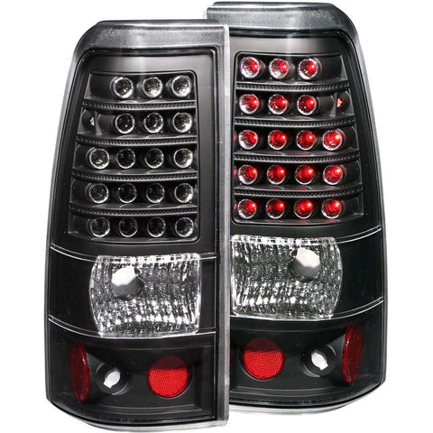 Anzo Black LED Taillights 311009