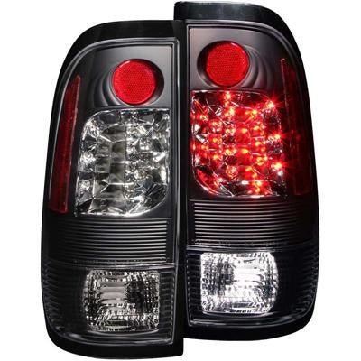ANZO 311027 BLACK LED TAIL LIGHTS