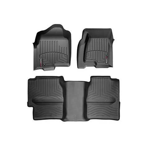 WeatherTech 4X0031-4X0622 DigitalFit FloorLiner Set