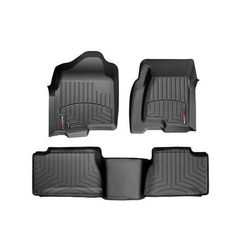WeatherTech 4X003-1-4 DigitalFit FloorLiner Set