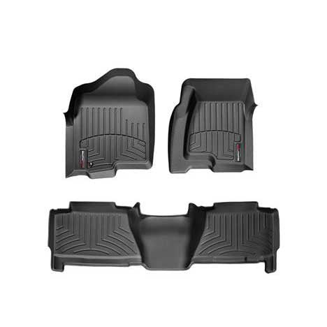 WeatherTech 4X0031-4X0625 DigitalFit FloorLiner Set
