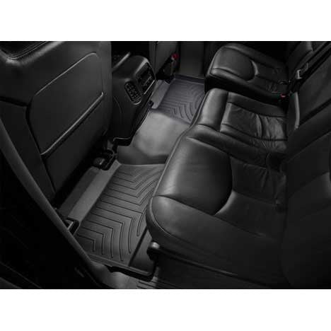 WeatherTech 4X0612 DigitalFit 2nd Row FloorLiner