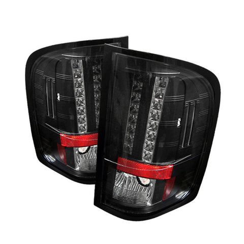 Spyder 5001771 Black LED Tail Lights