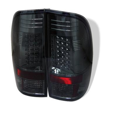 SPYDER 5003508 SMOKED LED TAIL LIGHTS