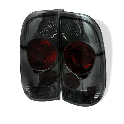 SPYDER 5003515 SMOKED EURO STYLE TAIL LIGHTS