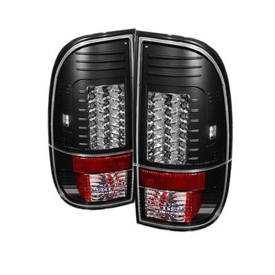 SPYDER 5029133 BLACK LED TAIL LIGHTS