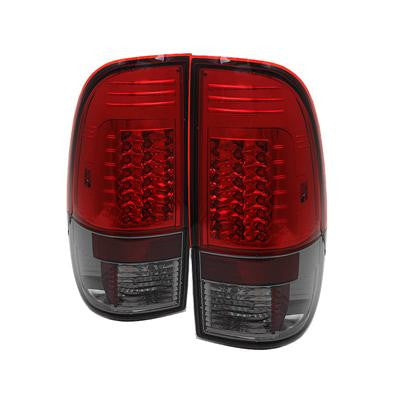 SPYDER 5029164 RED/SMOKE LED TAIL LIGHTS