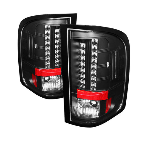 Spyder 5029539 Black LED Tail Lights