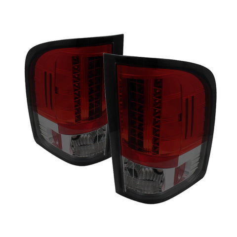 Spyder 5029560 Red/Smoke LED Tail Lights