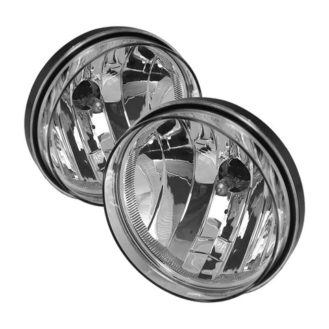 Spyder 5043252 Clear OEM Replacement Fog Lights