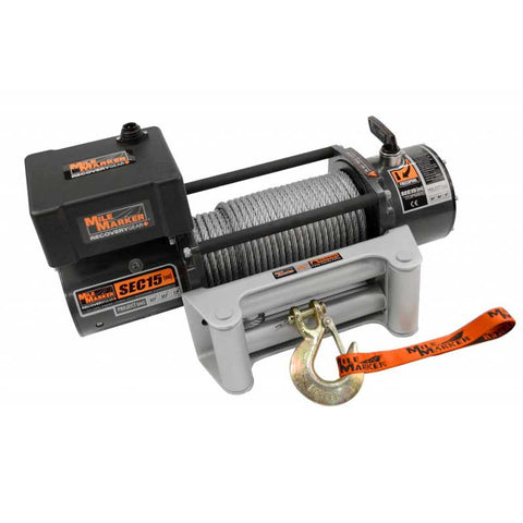 Mile Marker 76-50260W SEC15 (ES) Waterproof Winch